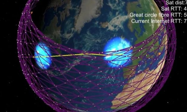 Planeta e împînzită de o reţea de sateliţi. Internet global – Control total. SpaceX a lansat 60 sateliţi concomitent. VIDEO